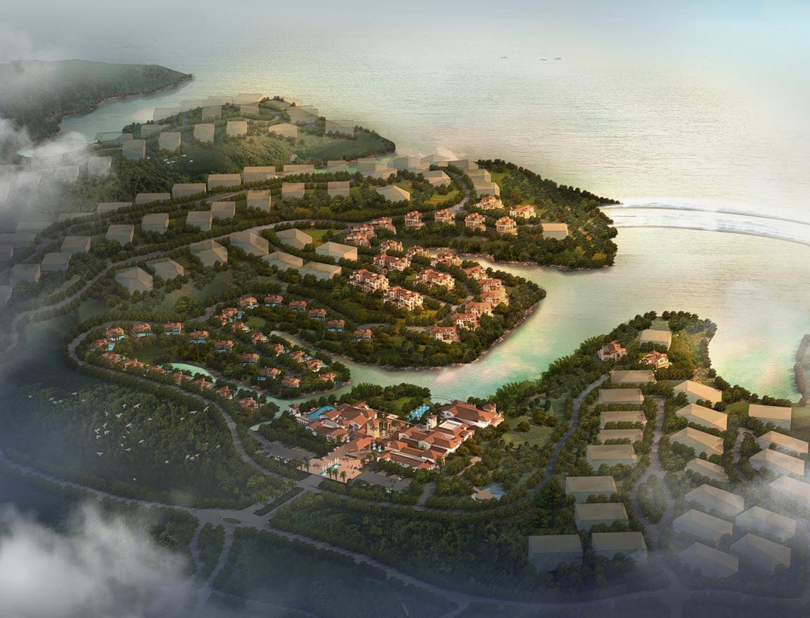 生态文化旅游_郧阳岛生态文化旅游区-华融地产集团